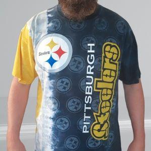🔥Pittsburgh Steelers NFL Tie Dye Tshirt🔥